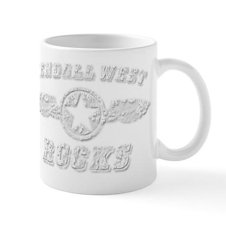 KENDALL WEST ROCKS Mug