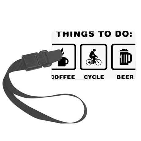 Cycling-ABH1 Large Luggage Tag