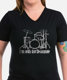 I'M WITH THE DRUMMER #3 Shirt