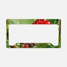 dl_pillow_case License Plate Holder