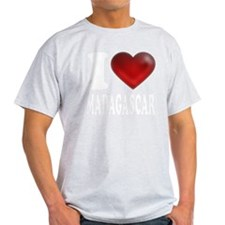 I Heart Madagascar T-Shirt