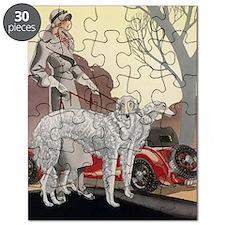 BorzoiWalk Puzzle