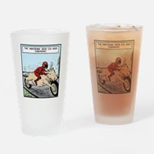 Cowasaki Drinking Glass