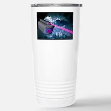 Computer artwork of e-m Stainless Steel Travel Mug