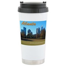 Atlanta Skyline Travel Coffee Mug