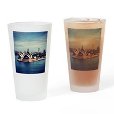 Sydney Opera House Drinking Glass