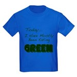 The Food Colored Kids Dark T-Shirt