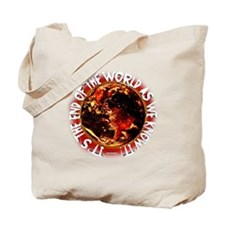End of the World Tote Bag