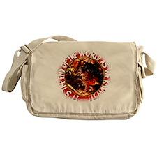 End of the World Messenger Bag