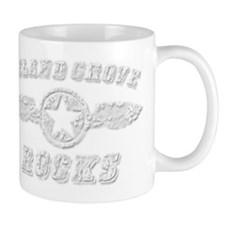 LELAND GROVE ROCKS Mug