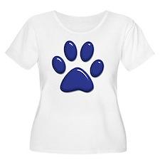 D Akita Dad 2 T-Shirt