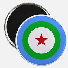 Djibouti AF roundel Magnet