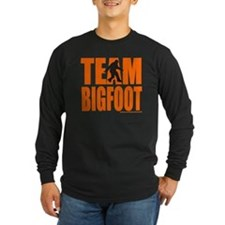 TEAM BIGFOOT T-SHIRTS AND T