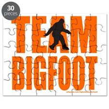 TEAM BIGFOOT T-SHIRTS AND GIFTS Puzzle