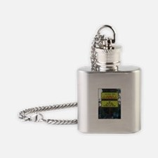 WICKED WOK - CHINESE RESTAURANT SIG Flask Necklace