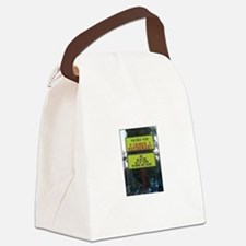 WICKED WOK - CHINESE RESTAURANT S Canvas Lunch Bag