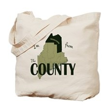 Im from The County Tote Bag