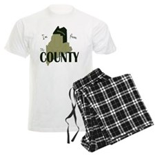 Im from The County Pajamas