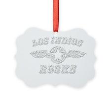 LOS INDIOS ROCKS Ornament