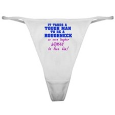 Oilfield gifts  Classic Thong