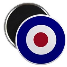 British Bullseye Magnet