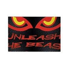 Unleash Wall Rectangle Magnet