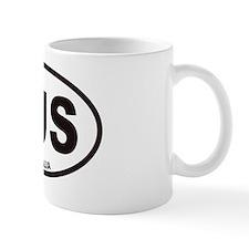 Australia AUS Mug