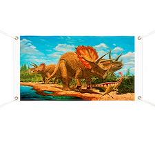 Cretaceous dinosaurs Banner