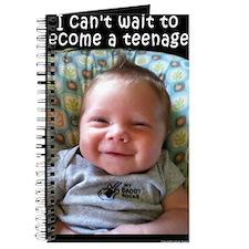 Baby Teen Journal