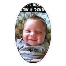 Baby Teen Decal