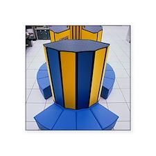 """Cray X-Mp/48 supercomputer Square Sticker 3"""" x 3"""""""