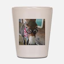 Smart Ass Shot Glass