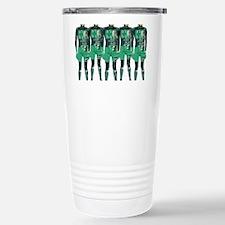 Cybernetics and robotic Travel Mug