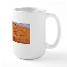 Crop formation, Cheesefoot, Hampshire Mug