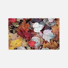 Maple Leaves 308 3'x5' Area Rug