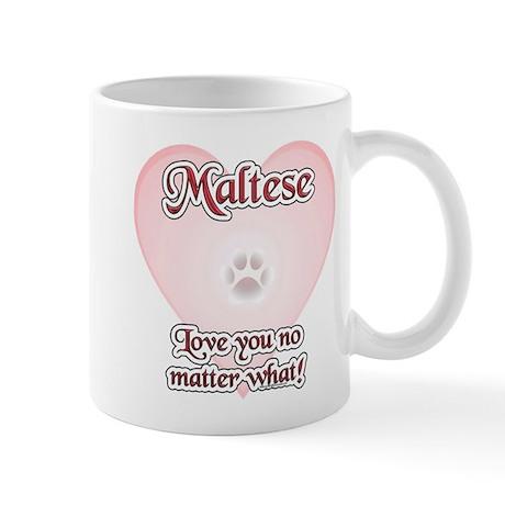 Maltese Love U Mug