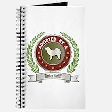 Mastiff Adopted Journal