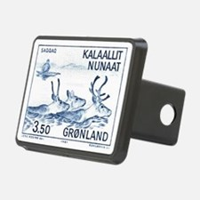 1981 Greenland Wild Reinde Hitch Cover