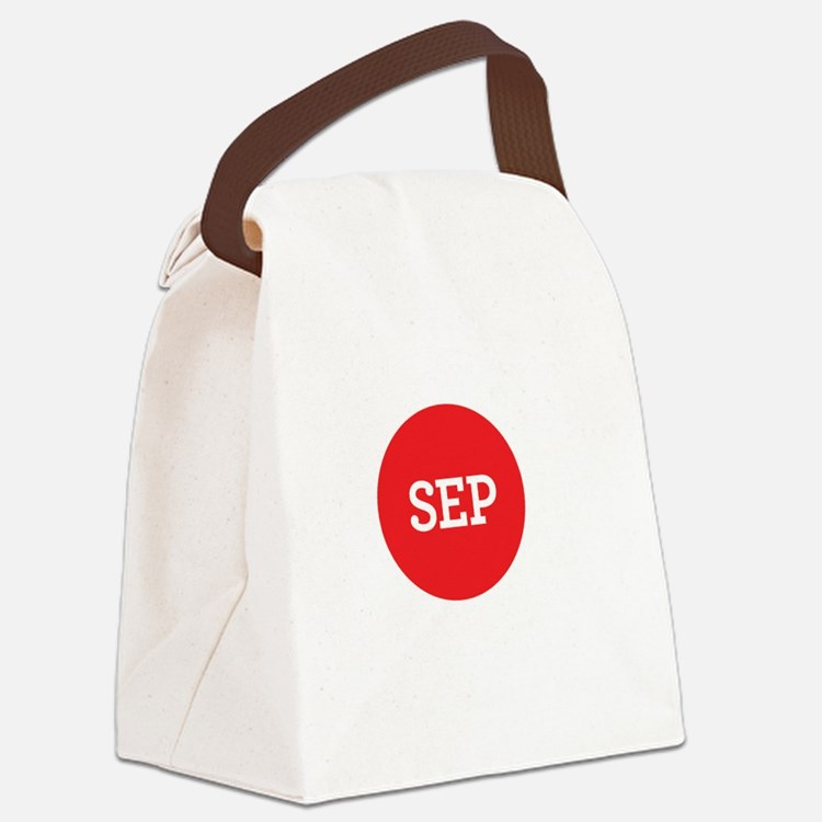 Socialist Equality Party Canvas Lunch Bag