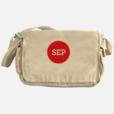 Socialist Equality Party Messenger Bag