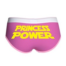 Princess Power Women's Boy Brief