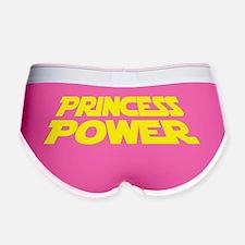Princess Power Women's Boy Brief
