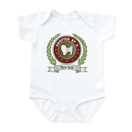 Spaniel Adopted Infant Bodysuit