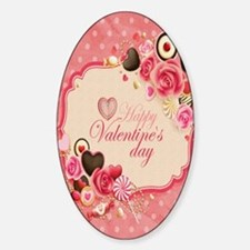 Happy Valentines Day to my love Decal