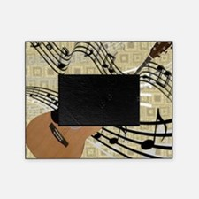 Abstract Guitar Picture Frame