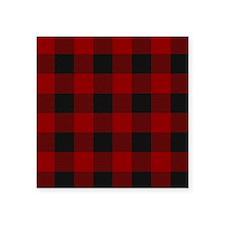"MacGregor Rob Roy Tartan Sh Square Sticker 3"" x 3"""