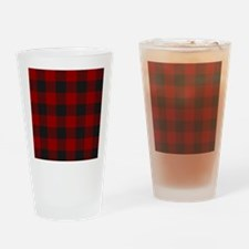 MacGregor Rob Roy Tartan Shower Cur Drinking Glass
