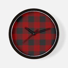 MacGregor Rob Roy Tartan Shower Curtain Wall Clock