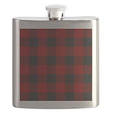MacGregor Rob Roy Tartan Shower Curtain Flask