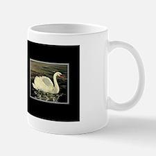 Evening Swan Mug